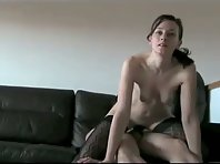 Sexy Young Wife Fucks Her Husband